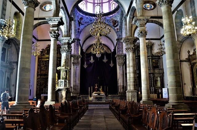 Tenerife - Villa de la Orotava - Iglesia de la Concepción