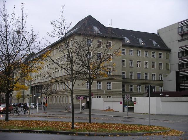1921 Berlin Reichsversicherungsanstalt für Angestellte von Georg Reuter Westfälische Straße 90-91/Ruhrstraße 1-2 in 10709 Wilmersdorf