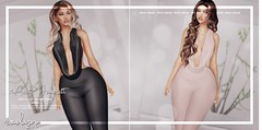 """roslyn. """"Anais"""" Jumpsuit @ Orsy Event!"""