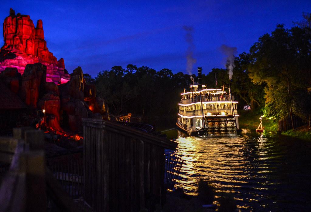Riverboat BTMR MK