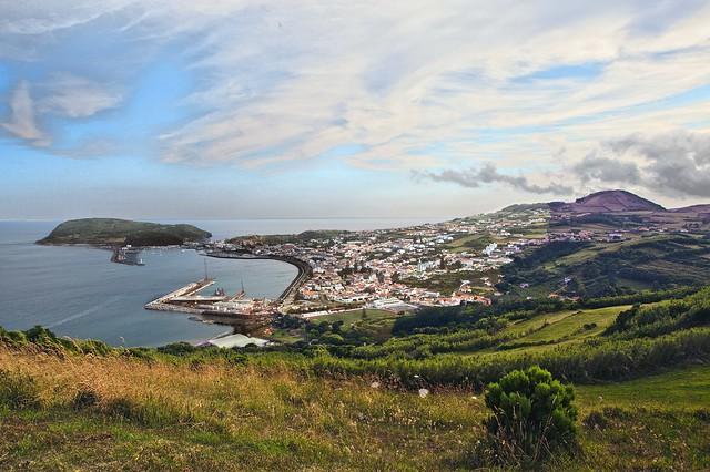 Horta City, Faial Island - Azores
