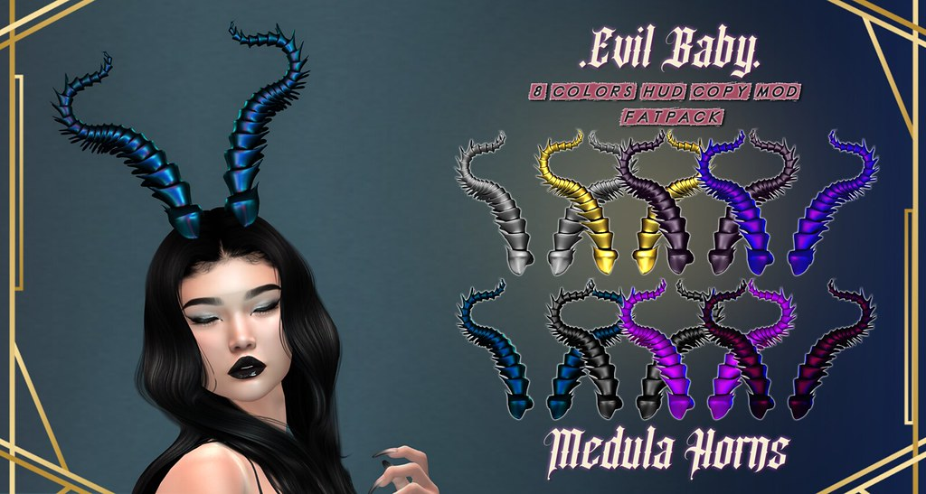 Evil Baby – Medula Horns @Dark Side Event