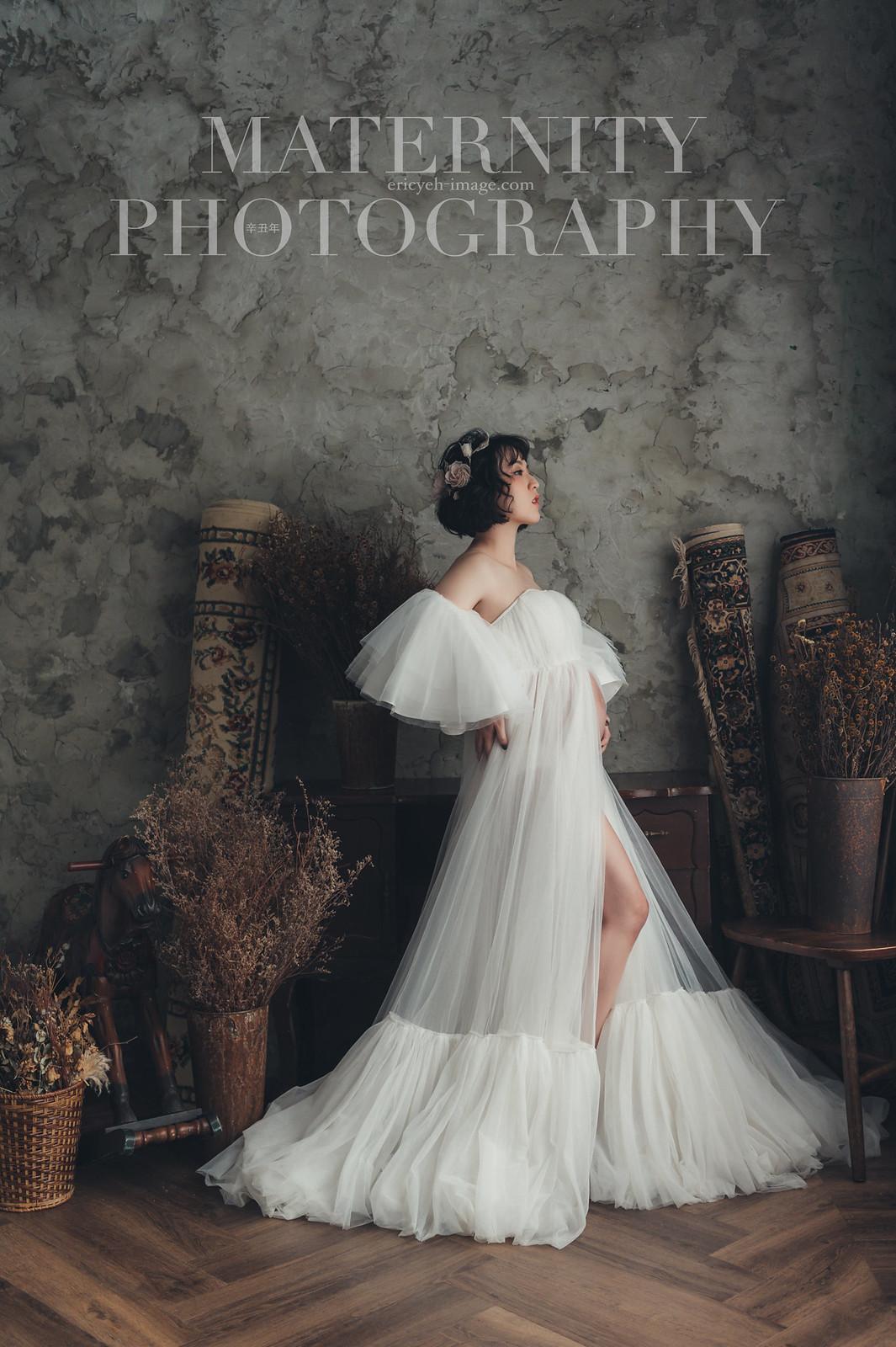 《孕婦寫真》Kimi / 攝影師 Eric Yeh / 良大攝影工作室
