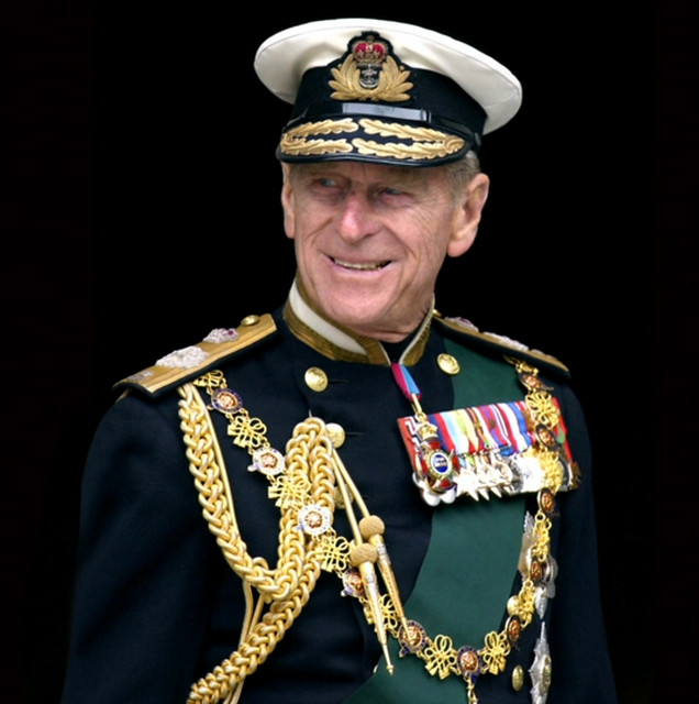 R.I.P. HRH The Prince Philip, Duke of Edinburgh