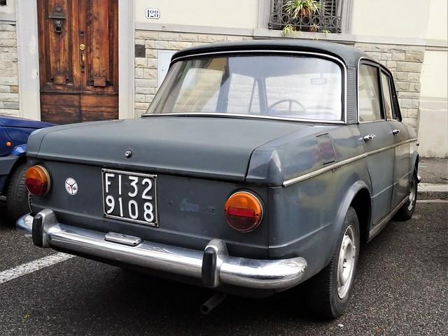 1966 Fiat 1100 R