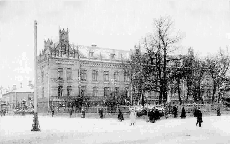 68. 1899. Александринский приют для женщин