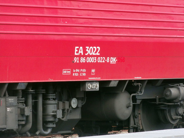DSB but not DK has been removed from the EU registration of EA3022 now that it is Bulgarian owned