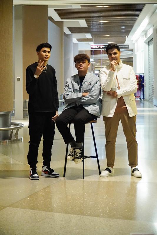 Gabungan Pertama Ryan Deedat, Killa Driz & Heil Nuan, Menghasilkan KENE SIDAI