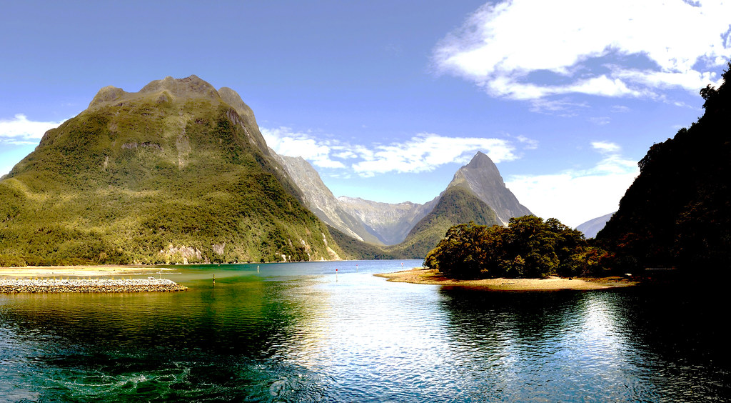 Milford Sound, Fiordland NZ