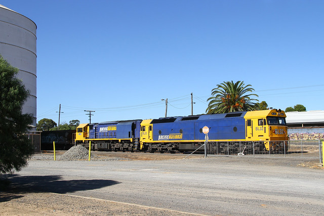 Pacific National at Nhill