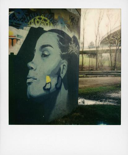 Graffiti, Neerpede, Brussels
