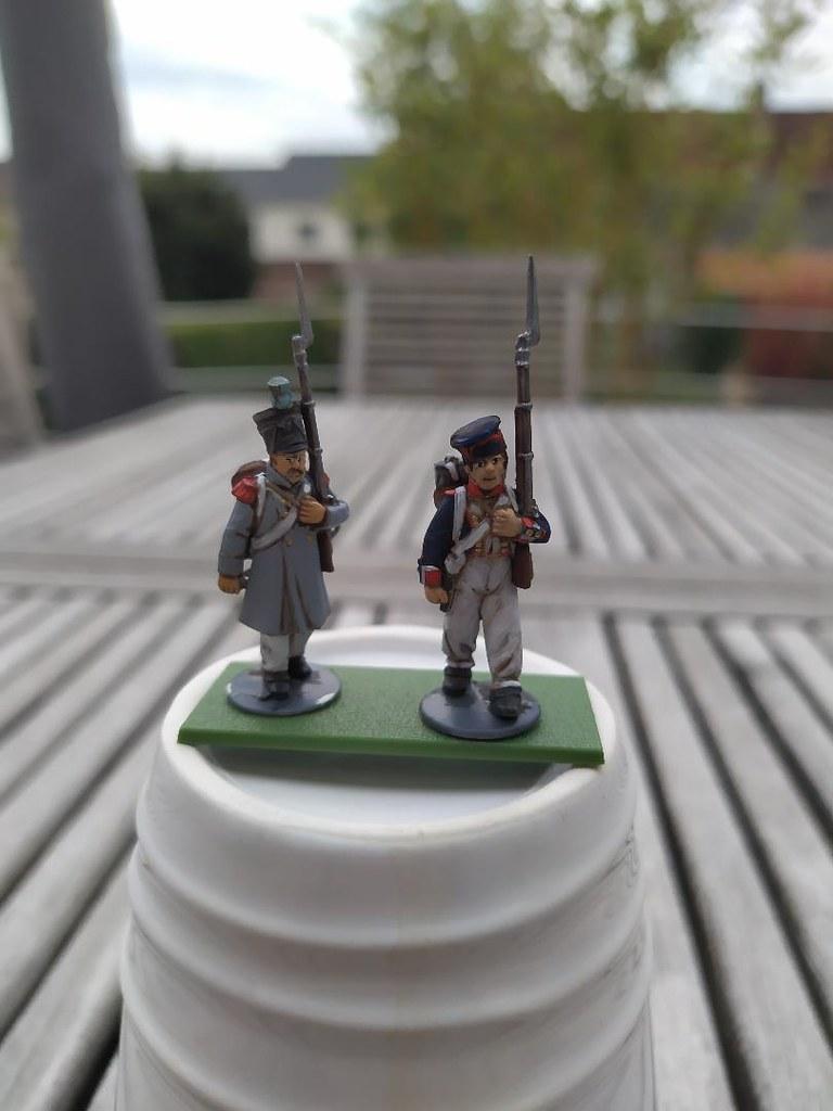 Infanterie de la ligne 28mm 51106905988_ee6eae3734_b