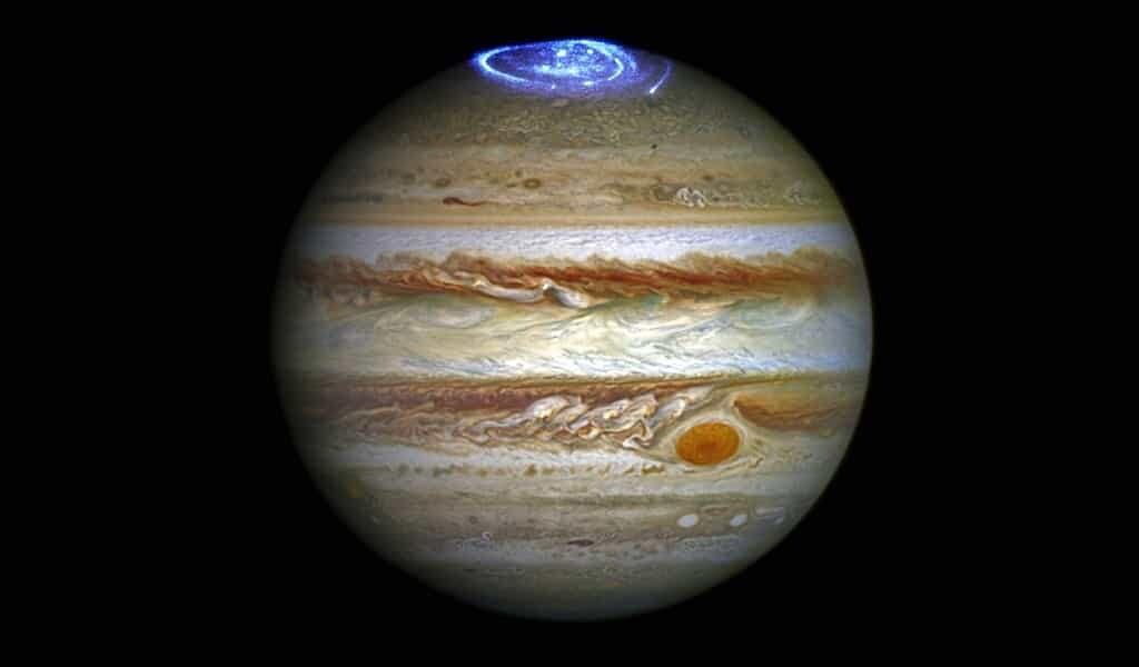 L'activité aurorale de Jupiter révélée