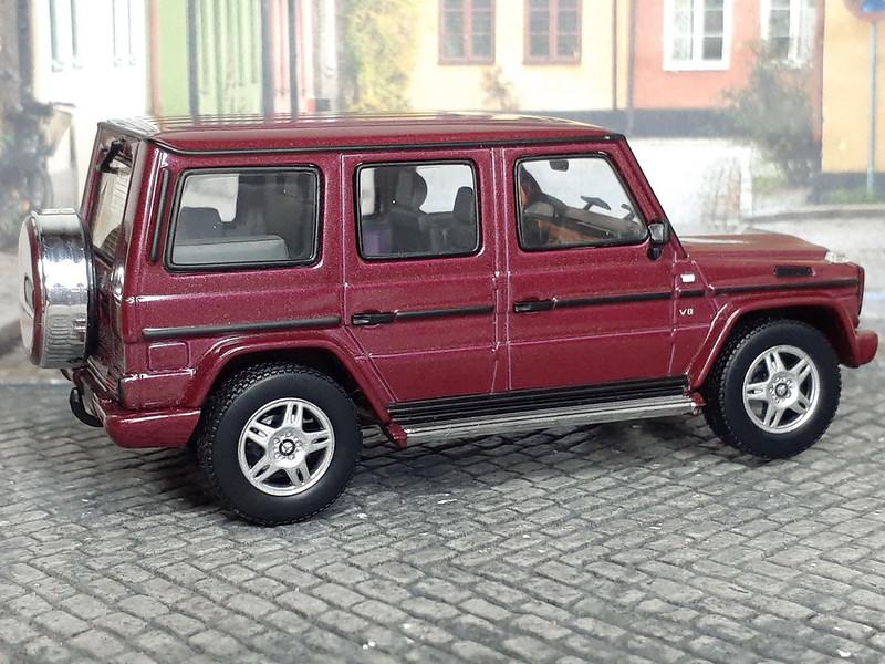 Mercedes Benz G 500 V8 – 1993