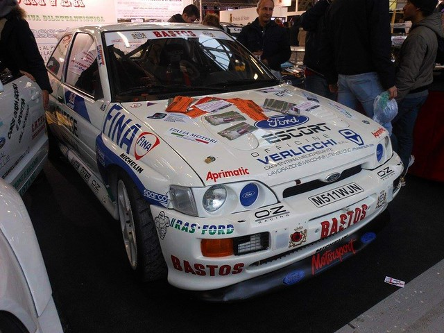 Ford Escort Cosworth Gr.A