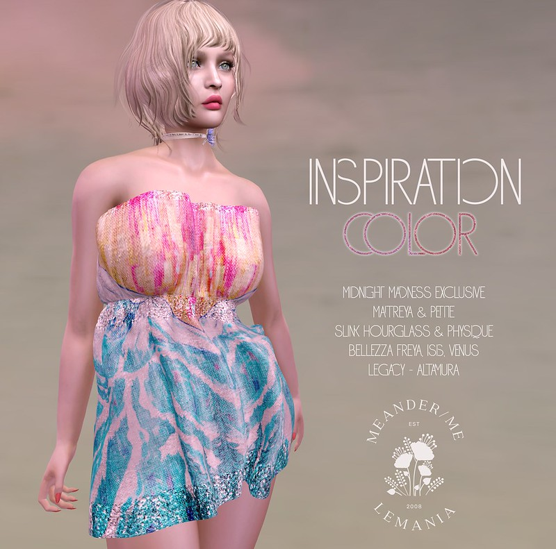 Inspirations - Group Gift @ MIdnight Madness