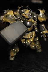 Mobile Suit Gundam Gusion. Model Kit