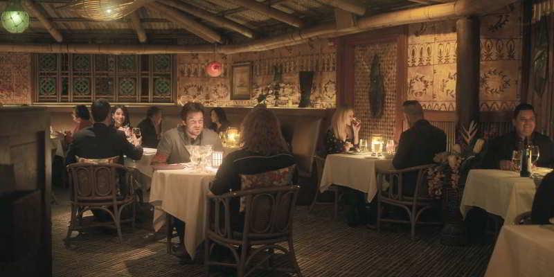 Trader Vic restaurant