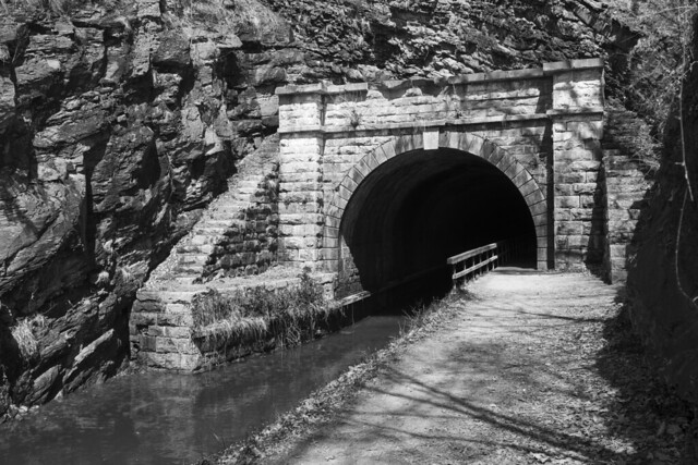 C&O Canal Tunnel