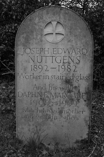 Joseph Nuttgens.