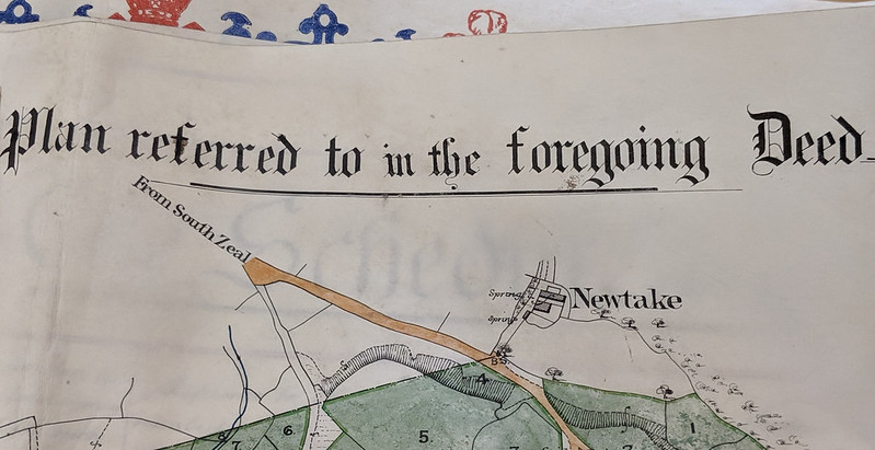 Plan referred to in the foregoing Deed
