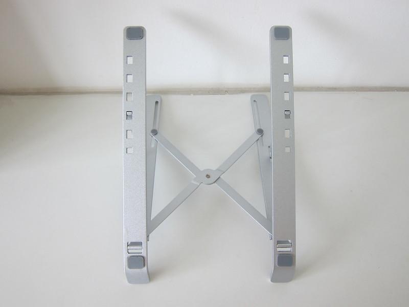 OEM Portable Laptop Stand - Unfolded - Bottom