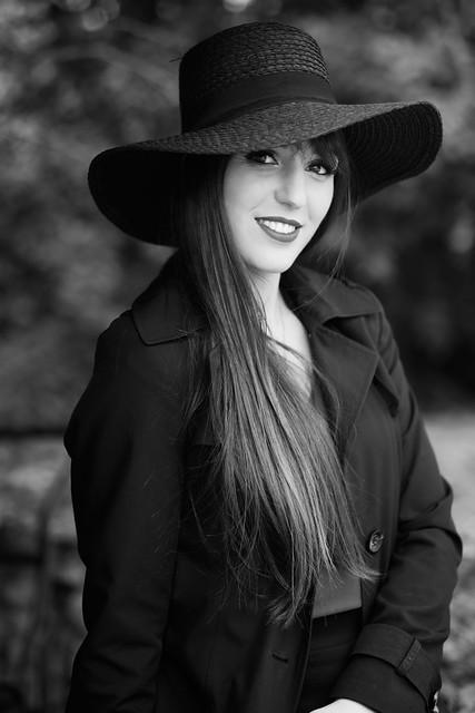 Elodie : Portrait