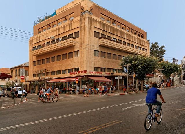 Tel Aviv - Yafo / Allenby Street / Najara Street