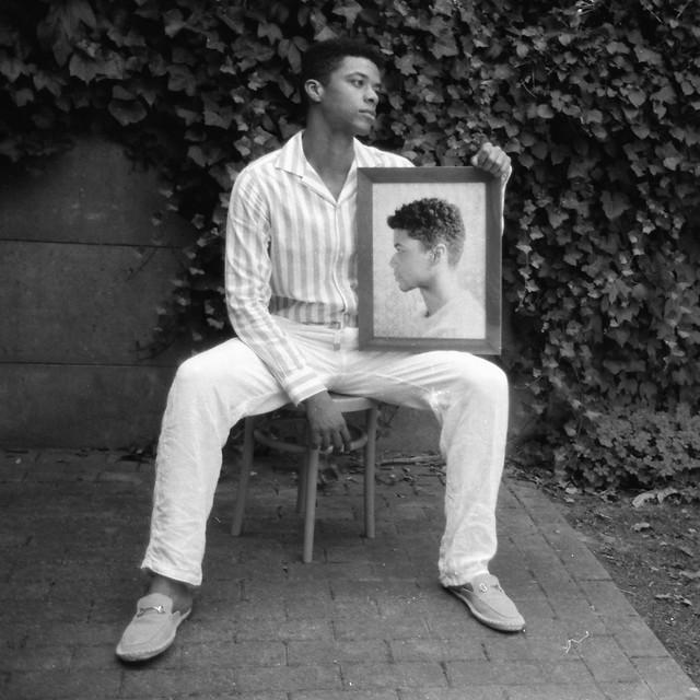 Portraiture x Print. (35mm)   Foma Fomapan Classic 100.