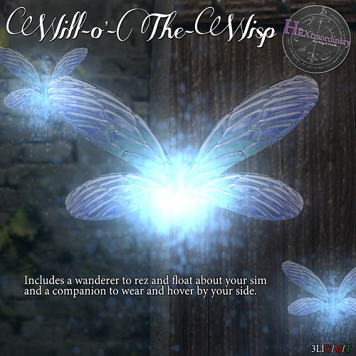 HEXtraordinary - Will O the Wisp - Chronicles and Legends