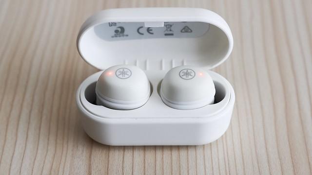 YAMAHA TW-E3A Earbuds Customize.
