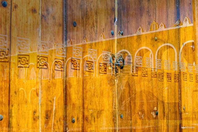 Reflexión del convento