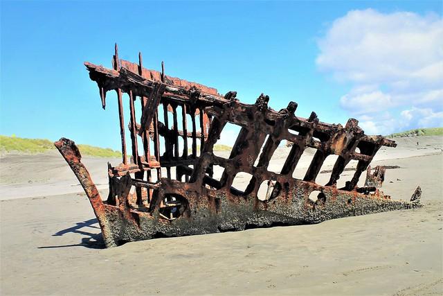 Shipwreck Simplicity