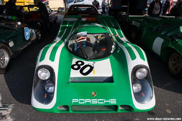 Les Grandes Heures Automobiles 2017 - Porsche 917 - 1969