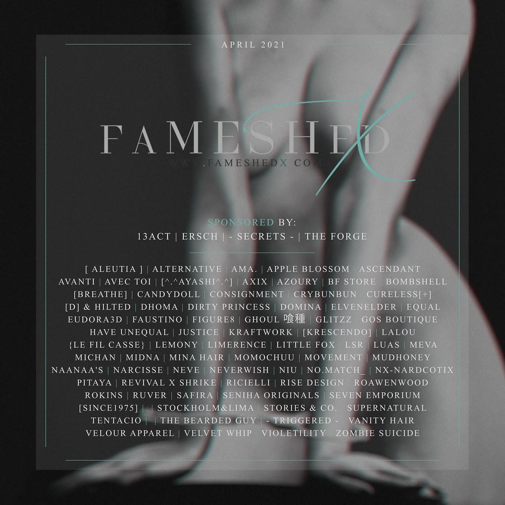 FaMESHed X – April 2021