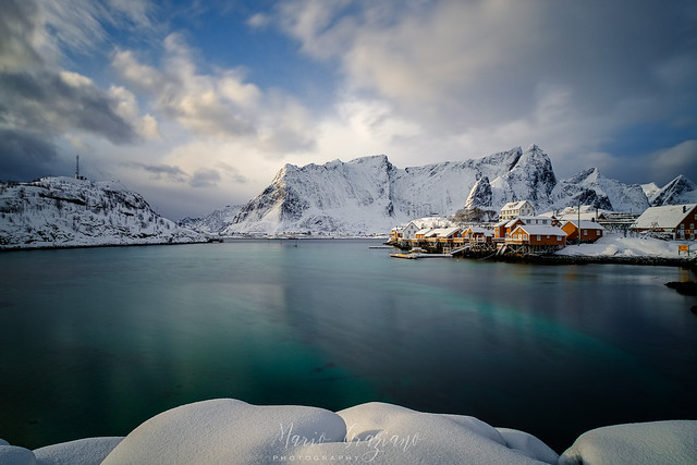 Sakrisøy, Lofoten Islands 🇳🇴