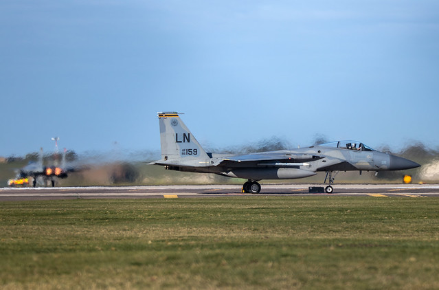 McDonnell Douglas F-15C - United States Air Force - 86-0159N