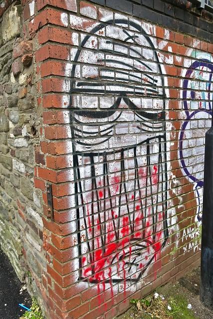 Graffiti Art, Bristol, UK