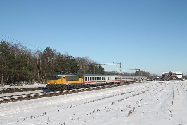 NSi 1752 bij Holten op 13-2-2021