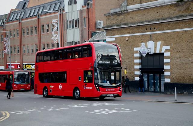 Stagecoach London - 12449 - SN67XEP