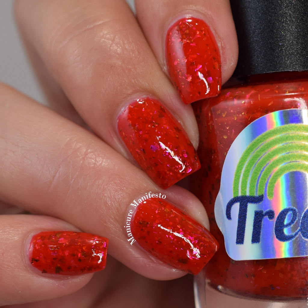 Treo Lacquer Cyclical review