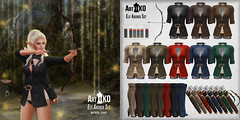 DEMO Art@Ko - Elf Archer Set - Chronicles & Legends