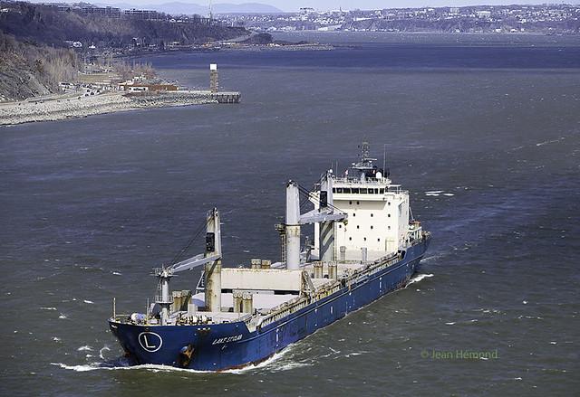 Lake St-Clair Bulker ship IMO: 9315549 IMG_0126wspost