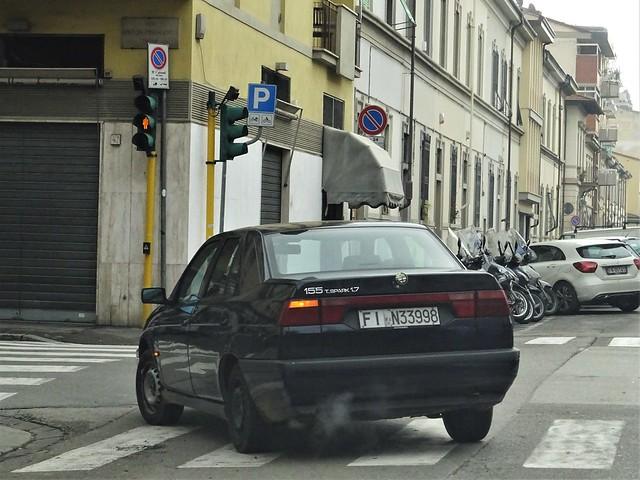 1994 Alfa Romeo 155 1.7 Twin Spark