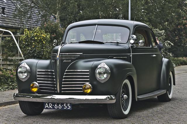 Plymouth Roadking 1940 (8358)