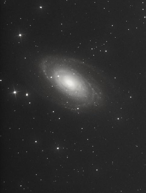 M 81/Bode's Galaxy