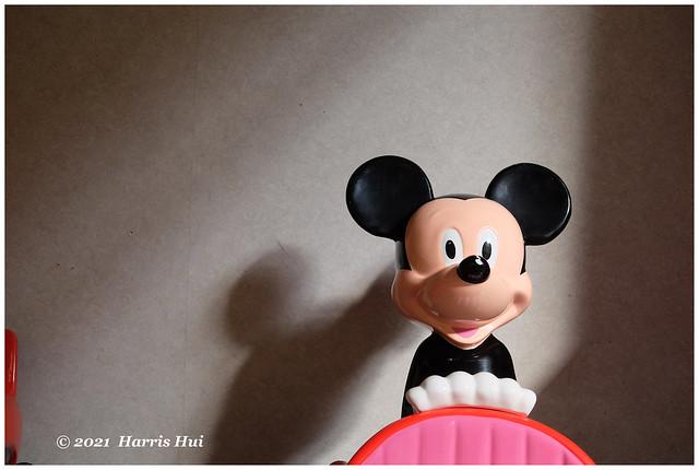 Mickey Without Mask - Lansdowne XT9411e