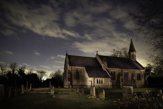 Allerthorpe Church