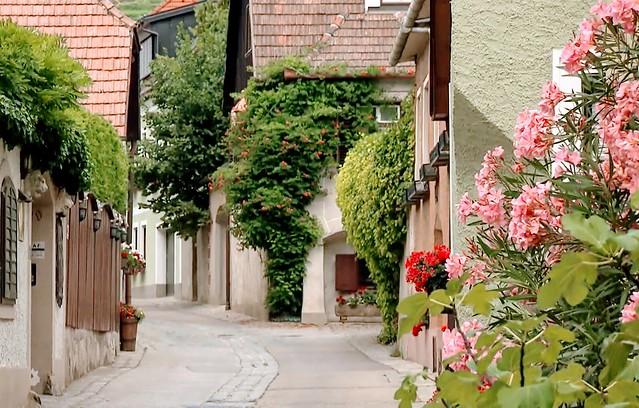 Serene Street-Switzerland