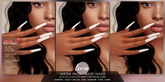 LIVIA // Mix It PRO Base Nails (Out Now)!
